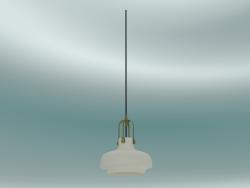 Pendant lamp Copenhagen (SC6, Ø20cm H 25cm, Opal glass)