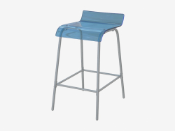 Bar stool Acrylic