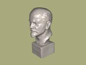 Buste V.I. Lénine