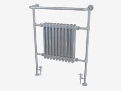 Heated towel rail (PFRAD735-938H)
