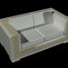 3d model Sofa DIARS - preview