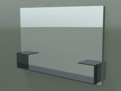Specchio Moode (8AMF10001, Grigio V40, L 120 cm)