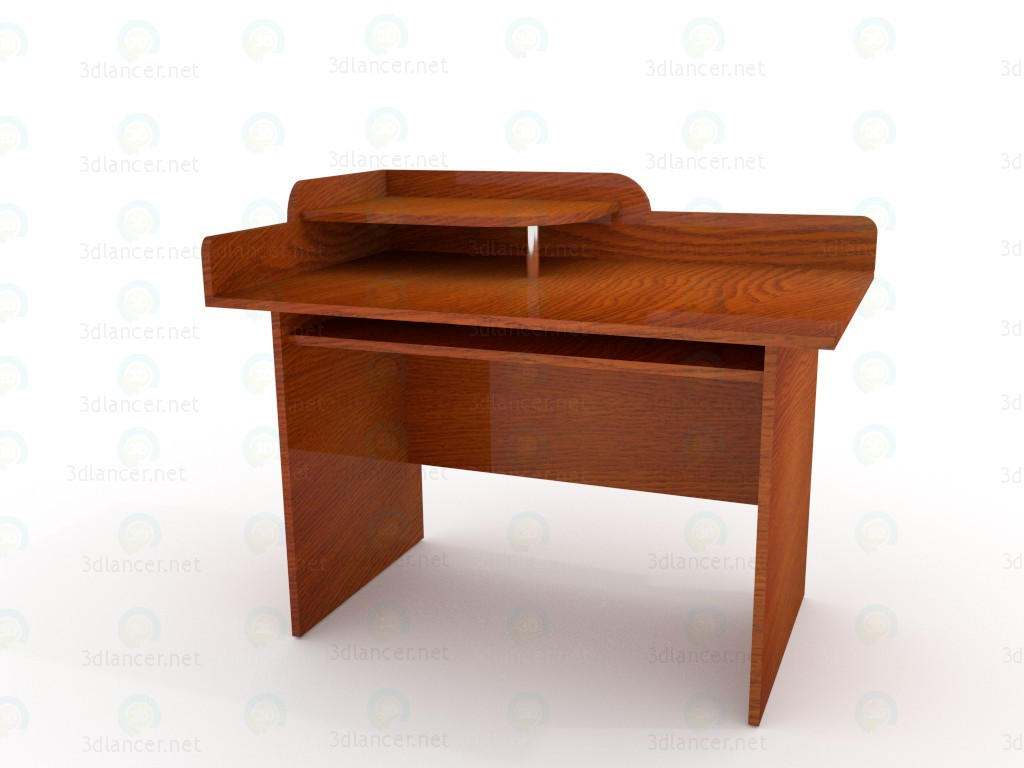 3d model office table id 11735 for Table 3d model