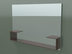 Mirror Moode (8AMF10001, Bronzo V30, L 120 cm)