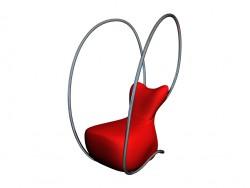 Cadeira sensual