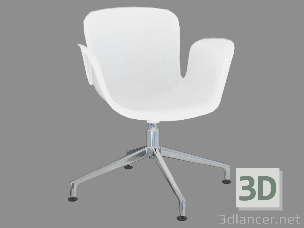 Sedie Da Ufficio Senza Ruote : D modella sedia da ufficio senza ruote juli dal produttore