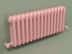 Radiator TESI 3 (H 300 15EL, Pink - RAL 3015)