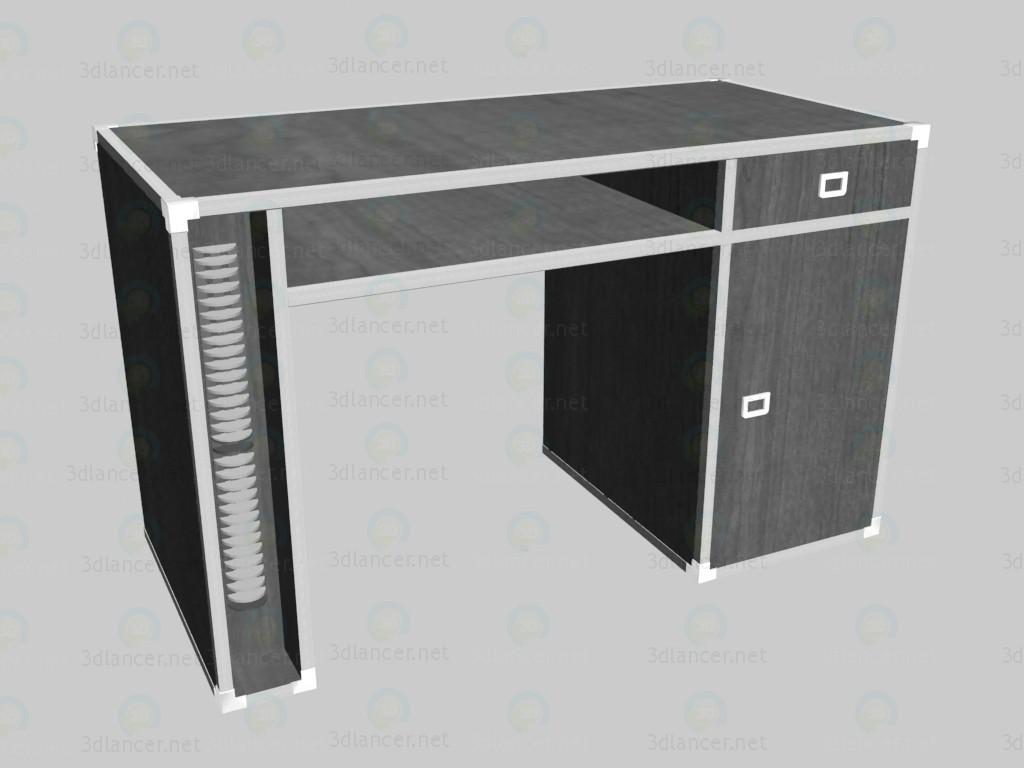 3d model Desk (small) VOX - preview