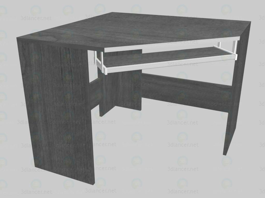 3d modell schreibtisch ecke vom hersteller vox dj metalik id 12738. Black Bedroom Furniture Sets. Home Design Ideas