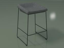 Cadeira de meia barra Coin (111265, cinza)