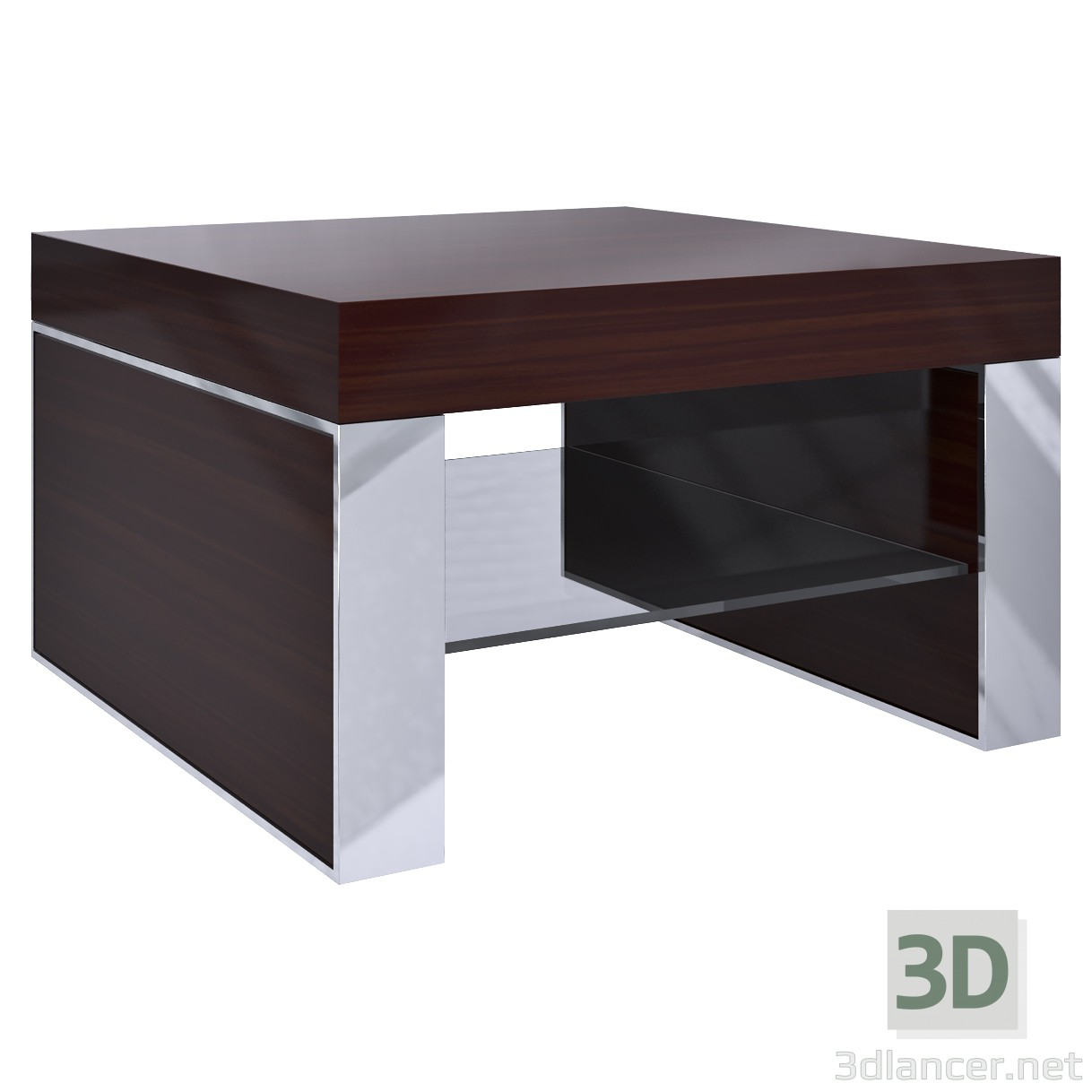 Mod le 3d table basse pusha exclusif t l charger - Modele table basse ...