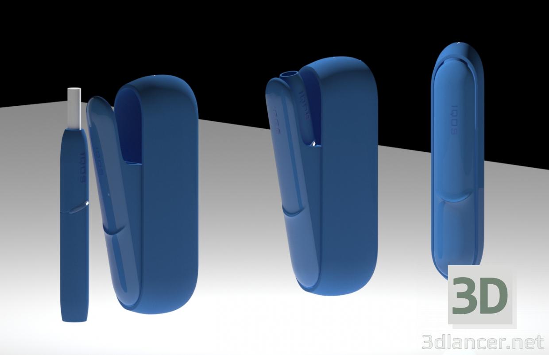 3d IQOS 3 model buy - render