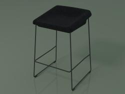 Half-bar chair Coin (111266, black)