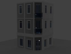 इमारत