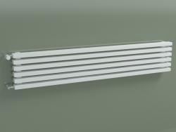 Radiateur horizontal RETTA (6 sections 1500 mm 60x30, blanc mat)