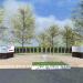 3 डी मॉडल महान देशभक्ति युद्ध के सैनिकों के लिए स्मारक - पूर्वावलोकन