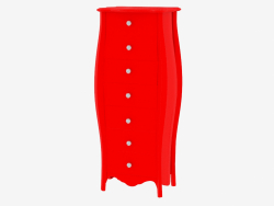 Chest of drawers (art. 96010)