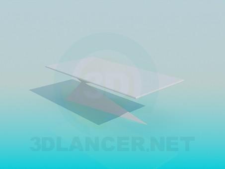 descarga gratuita de 3D modelado modelo La mesa original