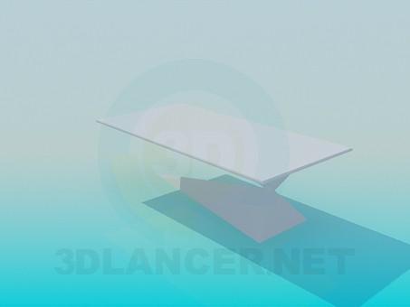 3d модель Оригинальный стол – превью