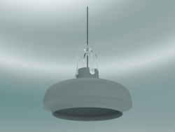 Lampada a sospensione Copenhagen (SC8, Ø60cm H 53cm, Muschio opaco)