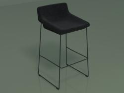 Cadeira de bar Comfy (111267, preta)