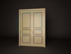 Дверь двойная 2