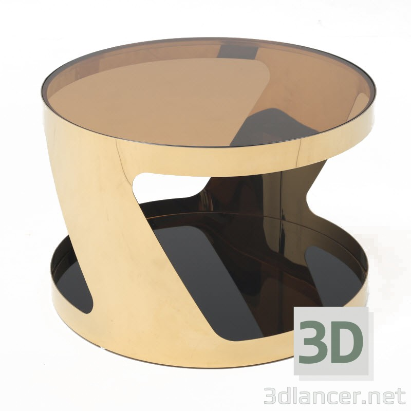 3d Model Coffee Table Exclusive Pusha Id 15742