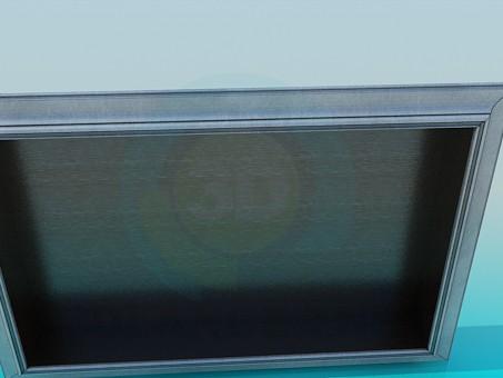 3d модель Картинная рама – превью