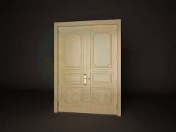 Дверь двойная 1