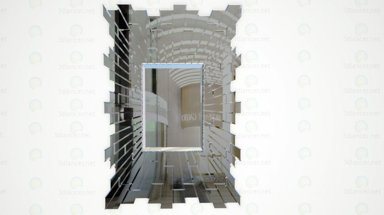 modelo 3D 3 espejos - escuchar