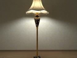Zemin lambası
