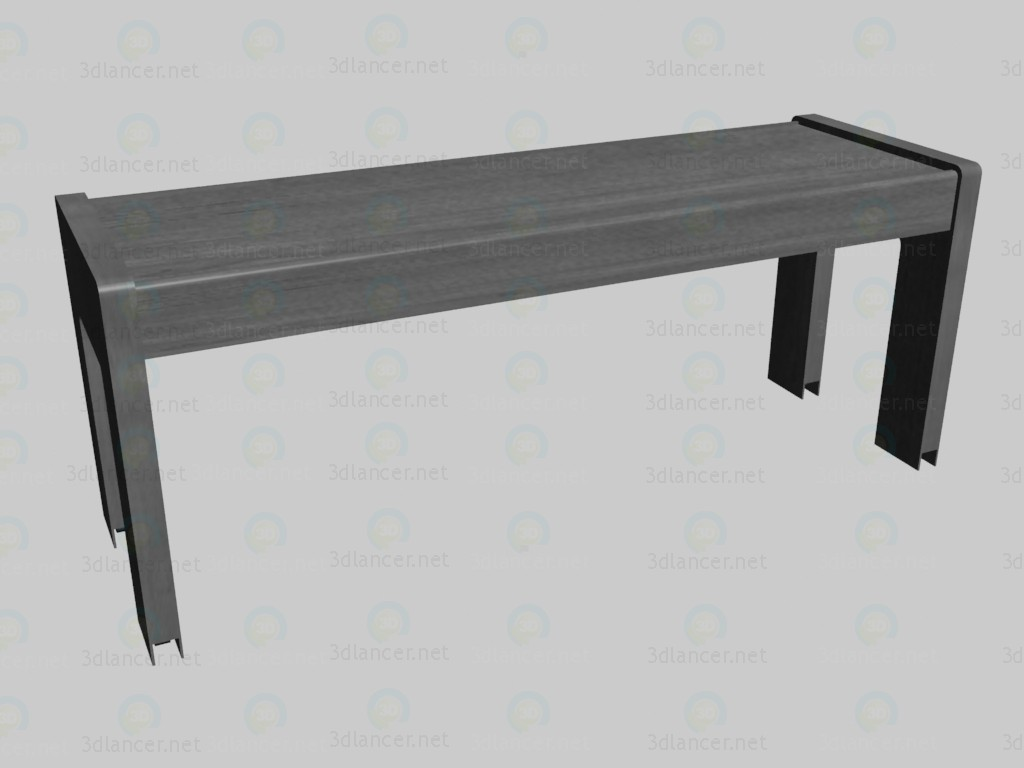 3d model Tables coffee VOX - preview