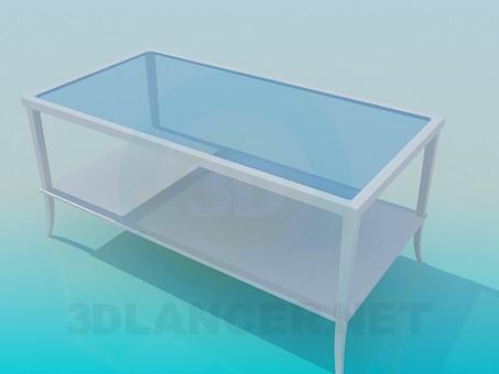 3d модель Стол журнальный – превью