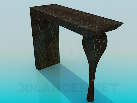 3d modeling Wall stand model free download