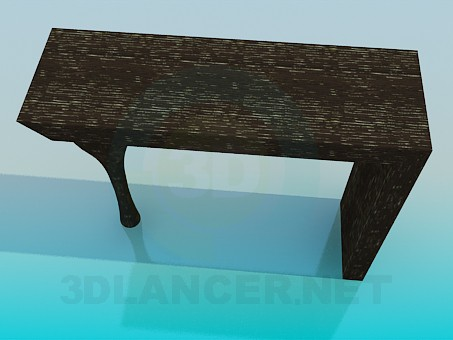3d model Wall stand - preview