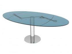 Sala da pranzo tavolo titano spiegato 1136 iii