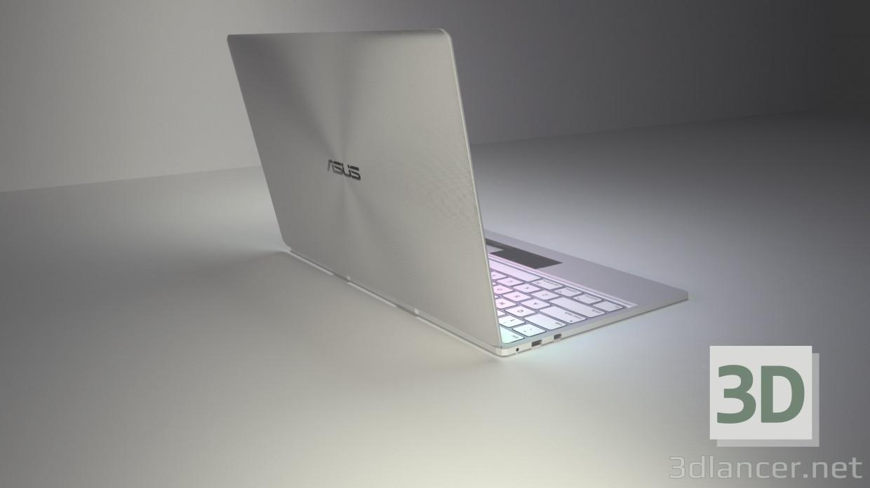3d model LAPTOP - preview