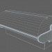 3d model Refrigerated display case JBG2 - preview