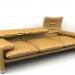 3d Sofa 675 Maralunga 40 model buy - render