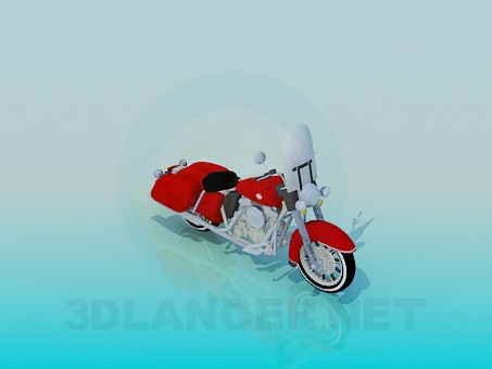 3d modeling Motorcycle model free download