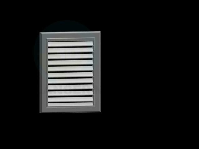 3d model Ventilation - preview