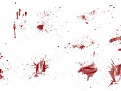 रक्त के निशान