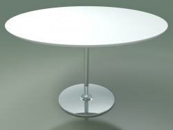 Tavolo rotondo 0712 (H 74 - P 120 cm, F01, CRO)