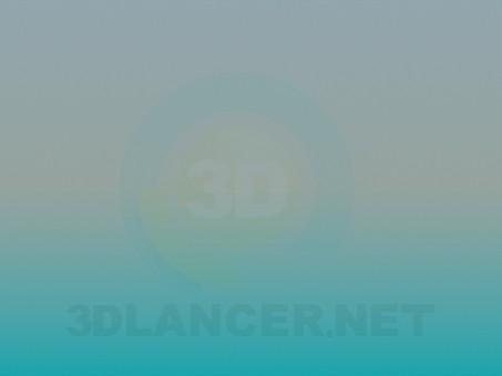 3d модель Светильник на потолок – превью
