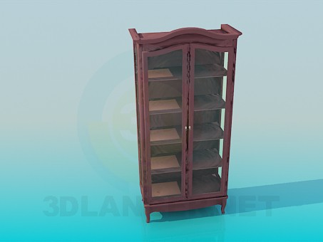 3d model Rack - preview