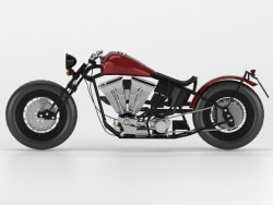 Motorcycle Zero Engineering type 9