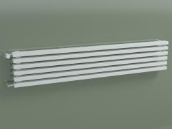 Radiateur horizontal RETTA (6 sections 1500 mm 60x30, blanc brillant)