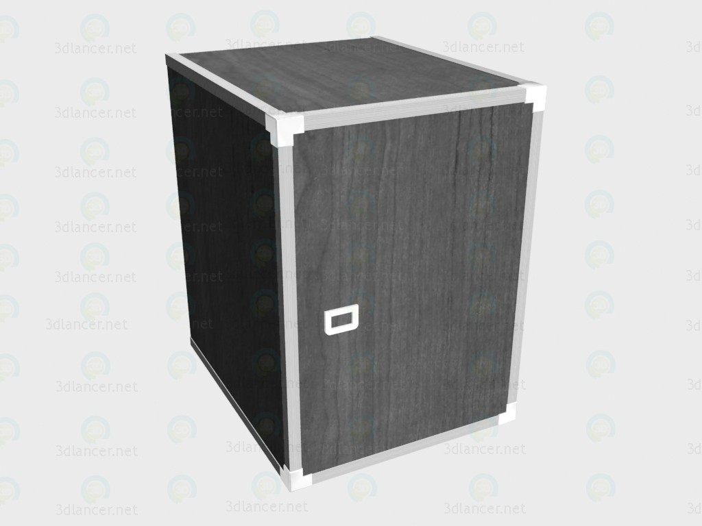 3d model The extension for 1-door cabinet  VOX - preview