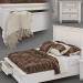 3d Bed Prentice model buy - render