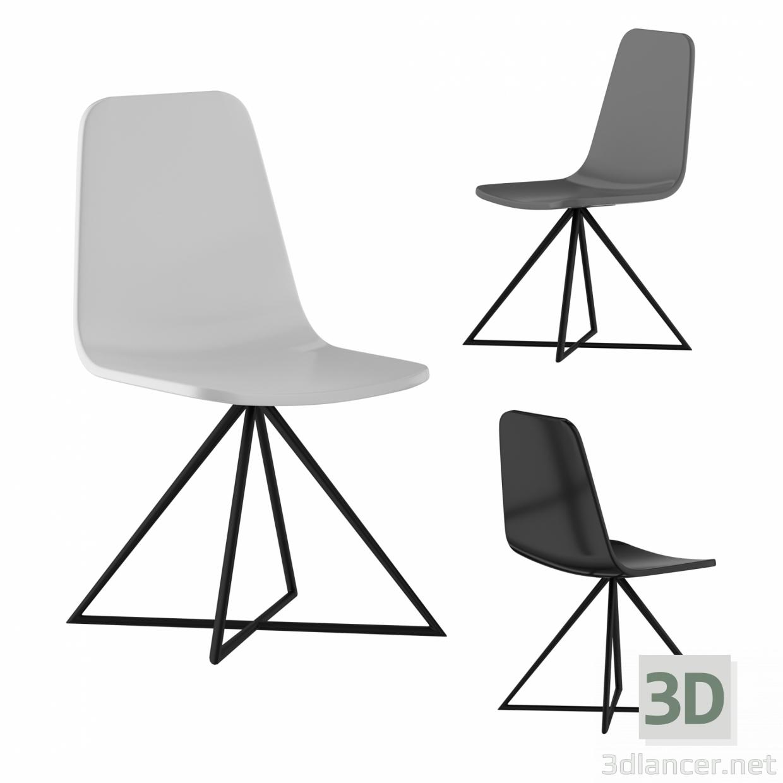 3d Сhair Modern By 3dleonardo model buy - render